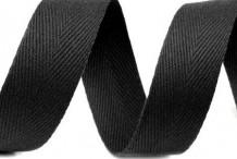 Ruban Sergé Coton 30mm